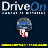 Driving Lessons with Drive On School of Motoring Slough